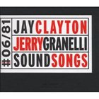 JAY CLAYTON Sound Songs album cover