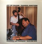 JAY MCSHANN Jay McShann Featuring Don Thompson : Tuxedo Junction album cover