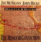 JAY MCSHANN Jay McShann, John Hicks ‎: The Missouri Connection album cover