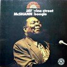 JAY MCSHANN Vine Street Boogie (aka Jay McShann) album cover