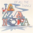 JAZZANOVA Of All The Things ( luxurious reissue) album cover