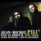 JEAN-MICHEL PILC Live at Iridium, New York album cover