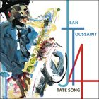 JEAN TOUSSAINT Tate Song album cover