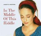 JEANETTE LINDSTROM In The Middle Of This Riddle album cover