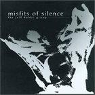 JEFF BABKO Misfits Of Silence album cover