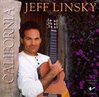 JEFF LINSKY California album cover