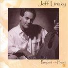 JEFF LINSKY Passport to the Heart album cover