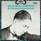 JELLY ROLL MORTON Blues and Stomps from Rare Piano Rolls album cover
