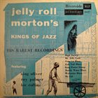 JELLY ROLL MORTON Jelly Roll Morton's Kings Of Jazz album cover