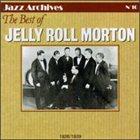 JELLY ROLL MORTON New Orleans Memories Plus Two album cover