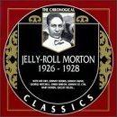 JELLY ROLL MORTON The Chronological Classics: Jelly-Roll Morton 1926-1928 album cover