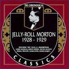 JELLY ROLL MORTON The Chronological Classics: Jelly-Roll Morton 1928-1929 album cover