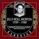 JELLY ROLL MORTON The Chronological Classics: Jelly-Roll Morton 1939-1940 album cover
