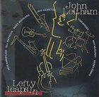 JENNIFER LEITHAM Lefty Leaps In album cover