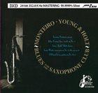 JEREMY MONTEIRO Blues for the Saxophone Club album cover