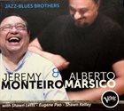 JEREMY MONTEIRO Jeremy Monteiro & Alberto Marsico : Jazz-Blues Brothers album cover