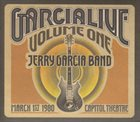JERRY GARCIA Jerry Garcia Band : GarciaLive Volume One: March 1st, 1980 album cover