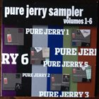 JERRY GARCIA Pure Jerry Sampler Volumes 1-6 album cover