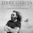 JERRY GARCIA The Broadcast Archives album cover