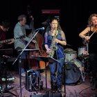 JESSICA LURIE Live at Tula's Jazz Club album cover