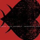 JESSICA LURIE Megaphone Heart album cover