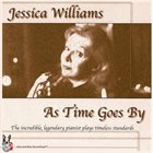 JESSICA WILLIAMS As Time Goes By album cover