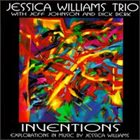 JESSICA WILLIAMS Inventions album cover