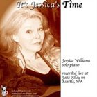 JESSICA WILLIAMS It's Jessica's Time album cover