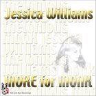 JESSICA WILLIAMS More for Monk album cover