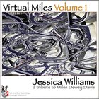 JESSICA WILLIAMS Virtual Miles Vol.1 album cover