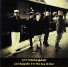 JET LEMON BAND Led Zeppelin II In The Key Of Jazz album cover