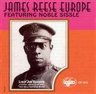 JIM EUROPE Featuring Noble Sissle album cover