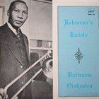 JIM ROBINSON Robinson's Jacinto Ballroom Orchestra album cover