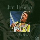 JIMI HENDRIX At His Best album cover