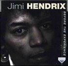 JIMI HENDRIX Before the Experience album cover