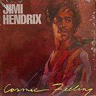 JIMI HENDRIX Cosmic Feeling album cover