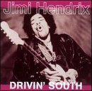 JIMI HENDRIX Drivin' South album cover