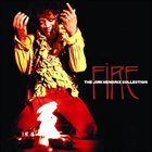 JIMI HENDRIX Fire: The Jimi Hendrix Collection album cover
