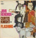 JIMI HENDRIX Jimi Hendrix And Curtis Knight : Flashing (aka That Special Sound) album cover