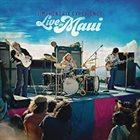JIMI HENDRIX Jimi Hendrix Experience : Live In Maui album cover