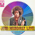 JIMI HENDRIX Live (aka Live In New Jersey) album cover