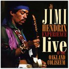 JIMI HENDRIX Live at the Oakland Coliseum (Jimi Hendrix Experience) album cover
