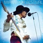 JIMI HENDRIX Miami Pop Festival album cover