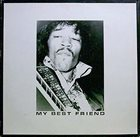 JIMI HENDRIX My Best Friend album cover