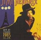 JIMI HENDRIX Paris Jan 29th 1968 Experience album cover