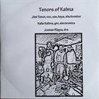 JIMI TENOR Tenors Of Kalma album cover