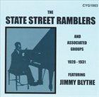 JIMMY BLYTHE 1928-1931 album cover