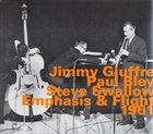 JIMMY GIUFFRE Emphasis & Flight, 1961 album cover