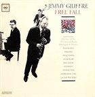 JIMMY GIUFFRE Free Fall album cover