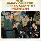 JIMMY GIUFFRE In Person (aka Live In 1960) album cover